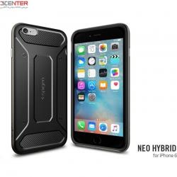 گارد اسپیگن Samsung  S4 Case Neo Hybrid Carbon