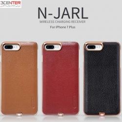 قاب نیلکین گیرنده شارژر وایرلس Apple iPhone 7 plus N-Jarl