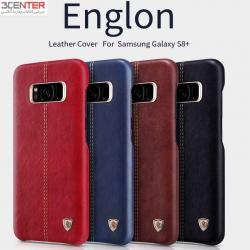 قاب چرمی نیلکین Nillkin Englon Leather Case For Samsung Galaxy S8