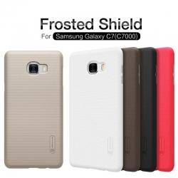 قاب محافظ نیلکین سامسونگ Nillkin Frosted Shield Case Samsung Galaxy C7
