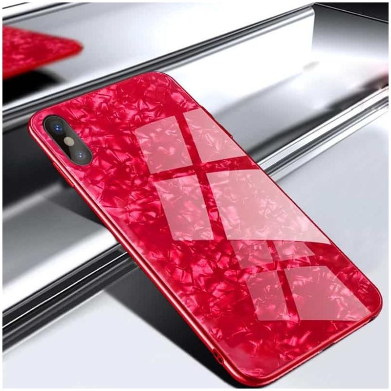 قاب مگنتی آهنربایی دو تیکه برند TTKNY ایفون IPHONE X |