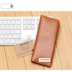 کیف  گارد چرمی موبایل سایز5.5