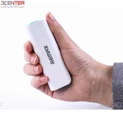 پاور بانک 2600mAh مدل Mini White برند REMAX