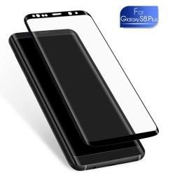 محافظ گلس ARTORIZ 3D FULL COVER سامسونگ Galaxy S8 PLUS