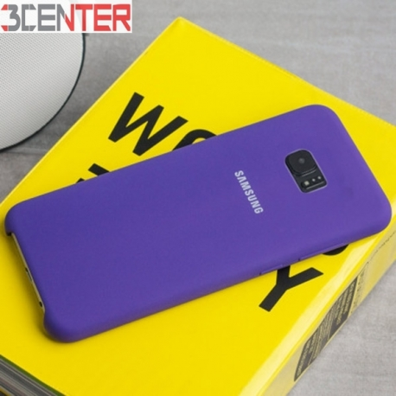کاور سیلیکونی سامسونگ گلکسی Silicon Case Samsung Galaxy S7 edge  