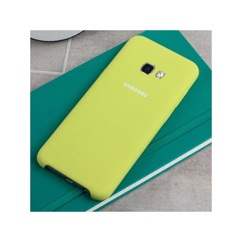کاور سیلیکونی سامسونگ گلکسی Silicon Case Samsung Galaxy A5 2017 |
